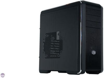 Boîtier cooler master cm 690 iii tour midi atx noir - 3% de remise immédiate avec le code : multi3 (photo)