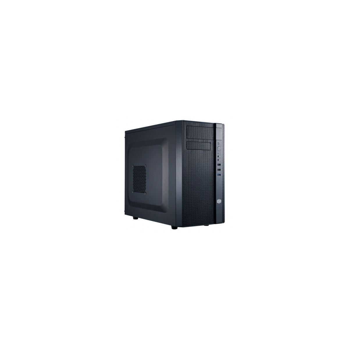 Boîtier cooler master n200 tour midi - mini itx / micro atx - 3% de remise immédiate avec le code : multi3 (photo)