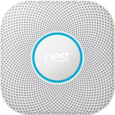 D�tecteur de fum�e nest protect 2�me g�n�ration - livraison offerte : code liv (photo)