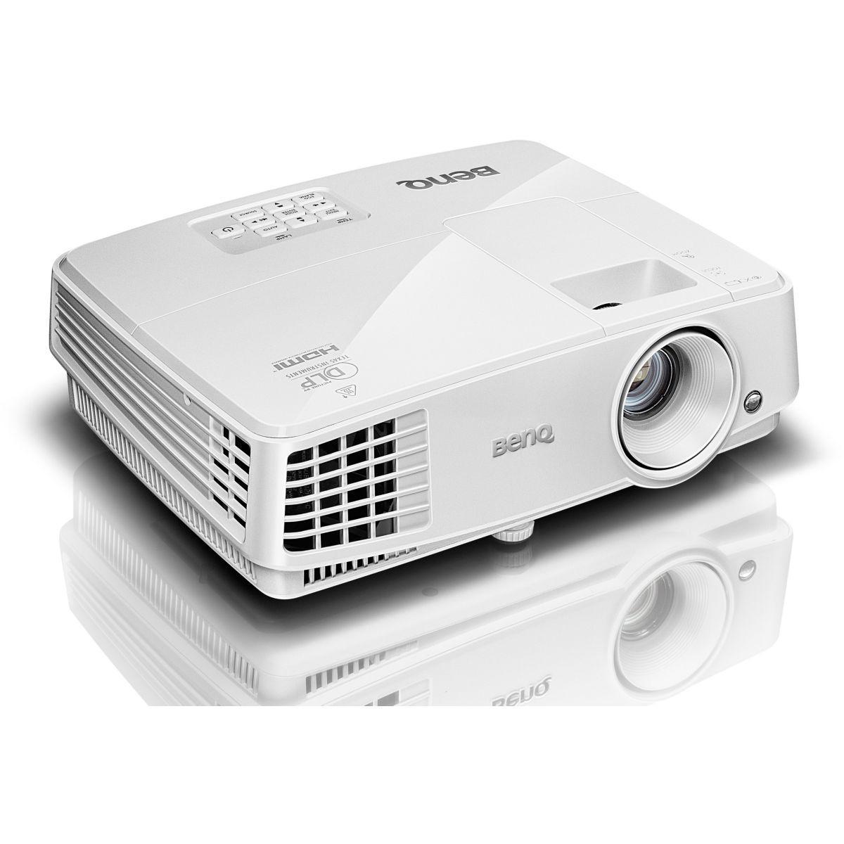 Vidéoprojecteur benq mx528 (photo)