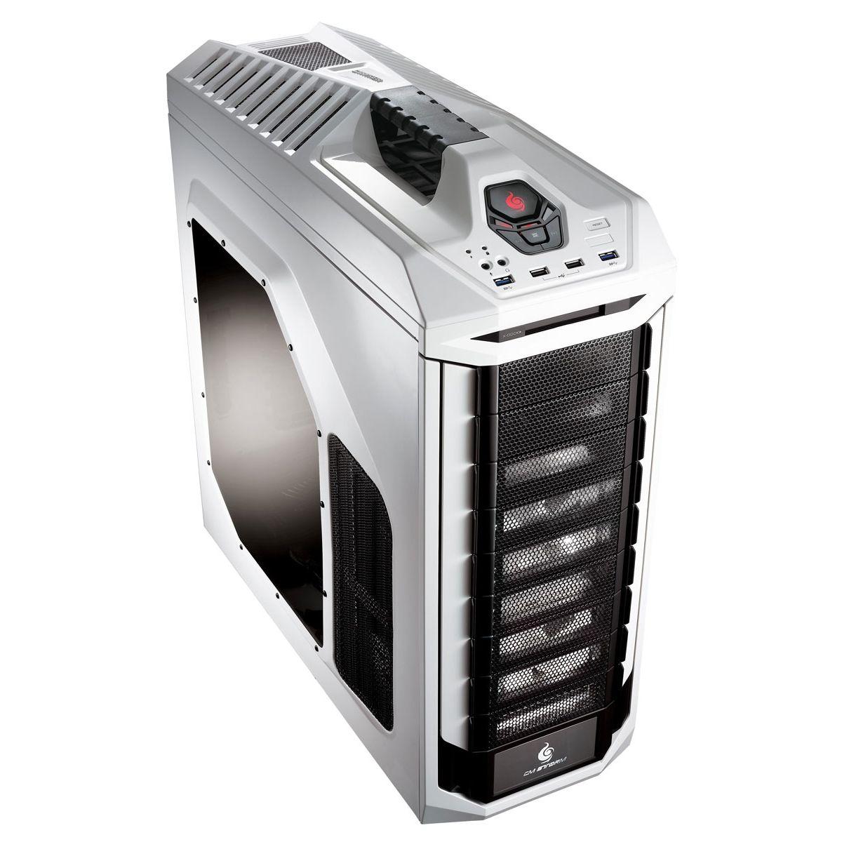 Boîtier cooler master cm storm stryker - pleine tour - atx - 10% de remise immédiate avec le code : multi10 (photo)