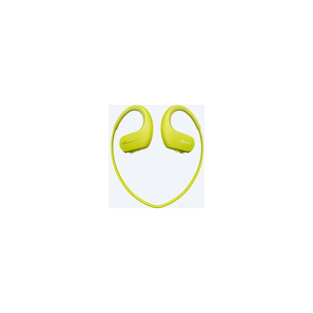 Baladeur mp3 sony nwws413g 4go vert etanche - soldes et bonnes affaires à prix imbattables