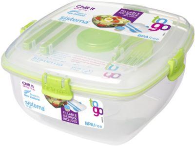 Boîte aliment sistema carrée à clips chi (photo)