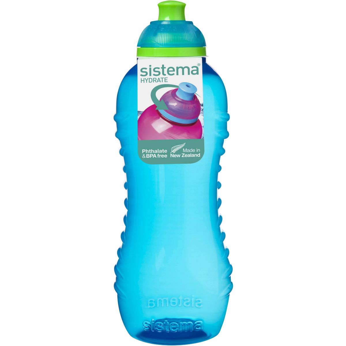 Bouteille sistema vibe twister 460 ml