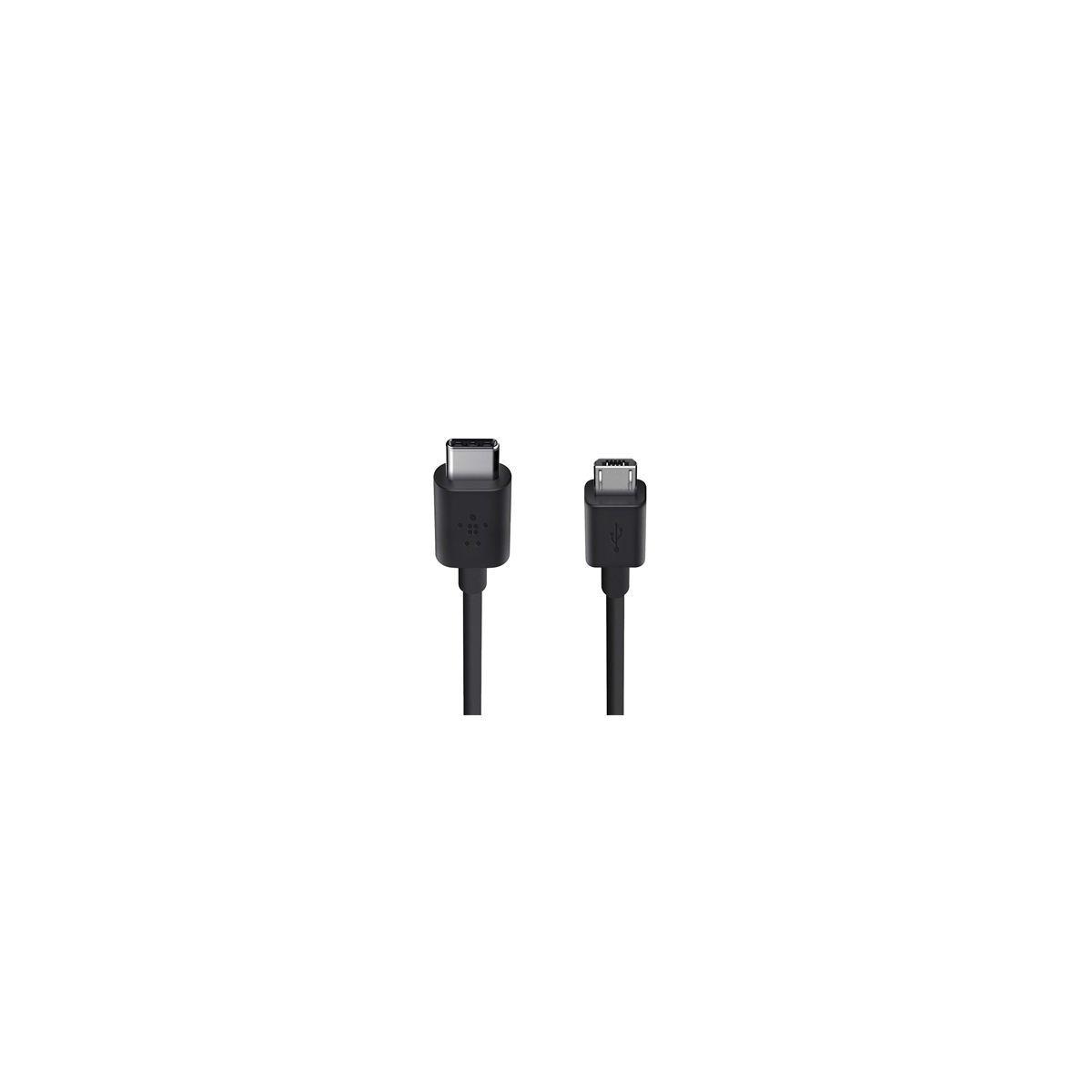 Câble belkin 1m80 usb-c vers micro usb - 10% de remise immédiate avec le code : multi10 (photo)