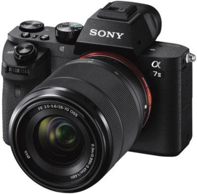 Appareil photo reflex sony a7 ii + 28-70mm