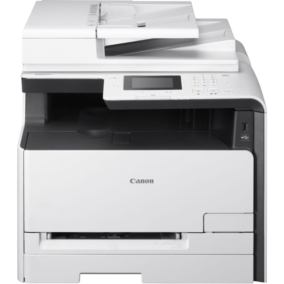 Imprimante multifonction laser couleur canon mf628cw - soldes et bons plans