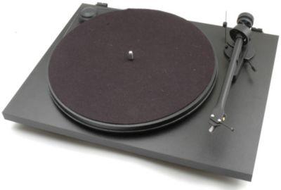 Platine vinyle pro-ject essential ii black om10 - livraison of...