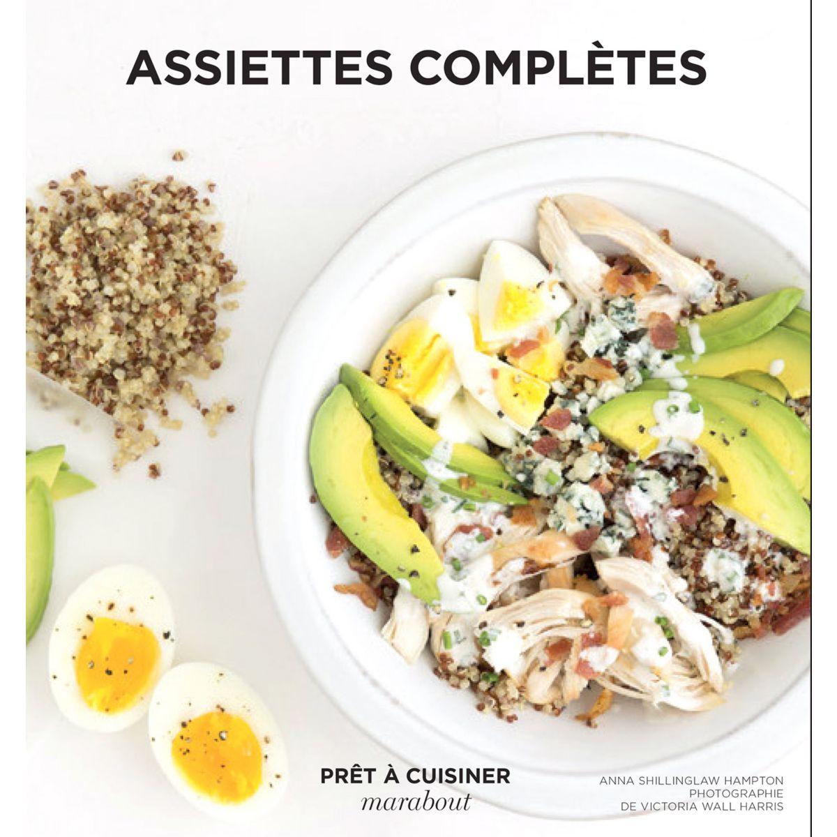 Livre marabout assiettes completes - la sélection webdistrib.com (photo)
