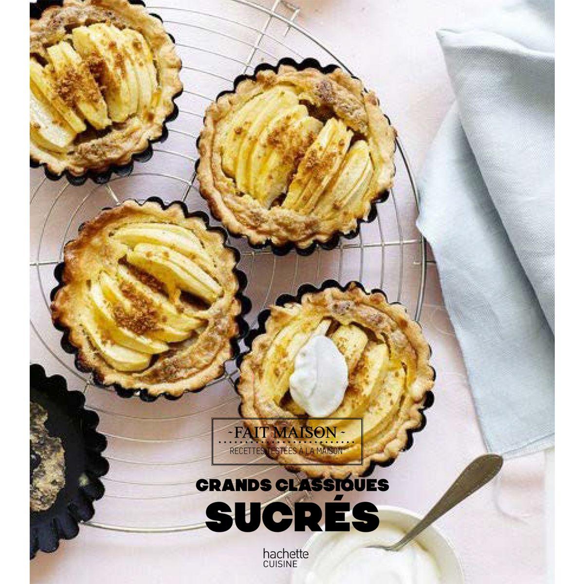 Livre hachette grands classiques sucres - la sélection webdistrib.com (photo)