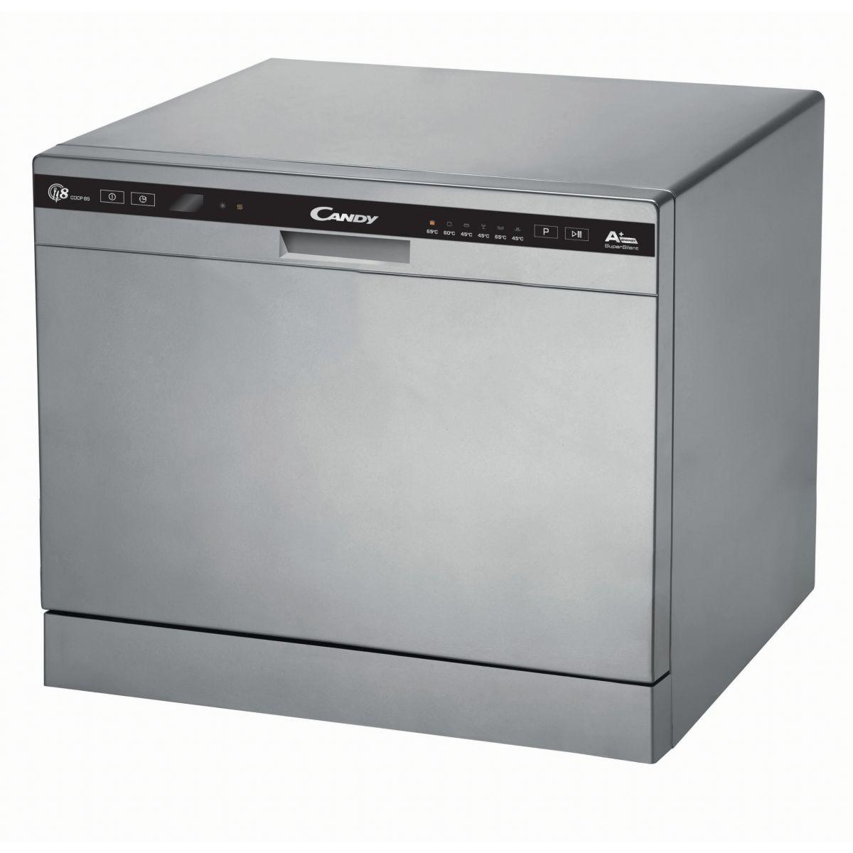 Lave-vaisselle 45cm candy cdcp 8/e-s - 20% de remise immédiate avec le code : cool20 (photo)