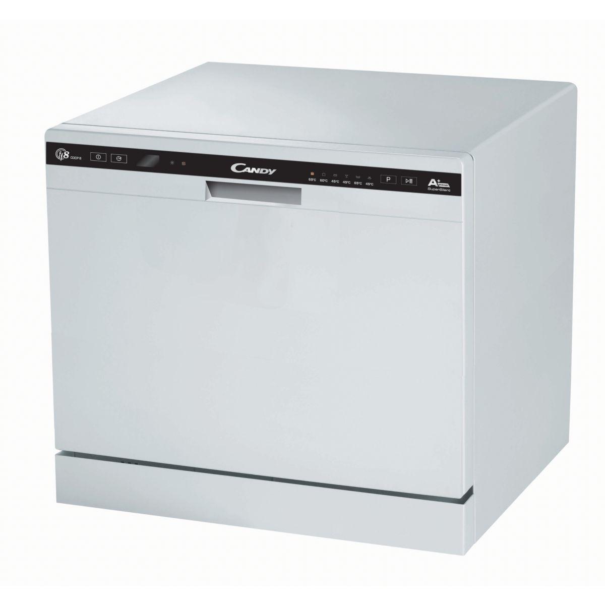 Lave-vaisselle 45cm candy cdcp 8/e - 20% de remise immédiate avec le code : cool20 (photo)