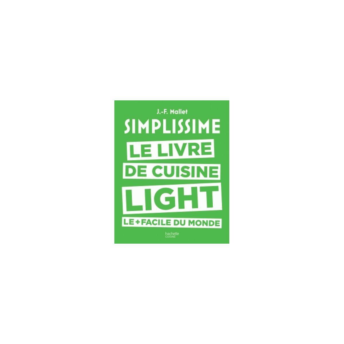 Livre hachette simplissime light - la sélection webdistrib.com (photo)
