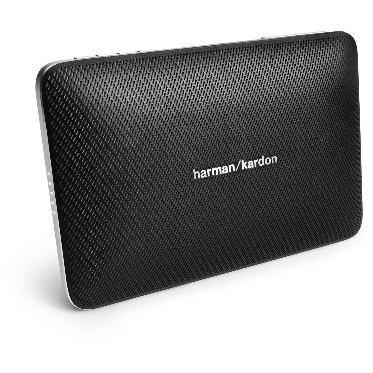 Enceinte bluetooth harman esquire 2 noir - livraison offerte : code livprem (photo)