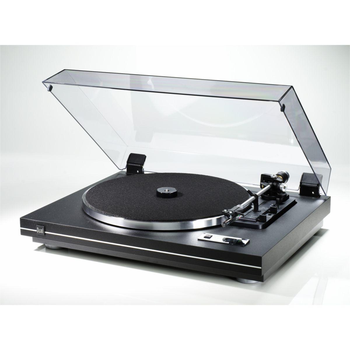 Platine vinyle dual cs455 ev noir finition argent - 15% de rem...