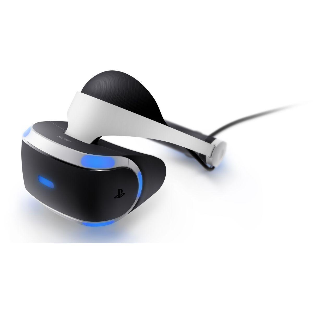 Casque de réalité virtuelle sony playstation vr - 2% de remise immédiate avec le code : cool2 (photo)