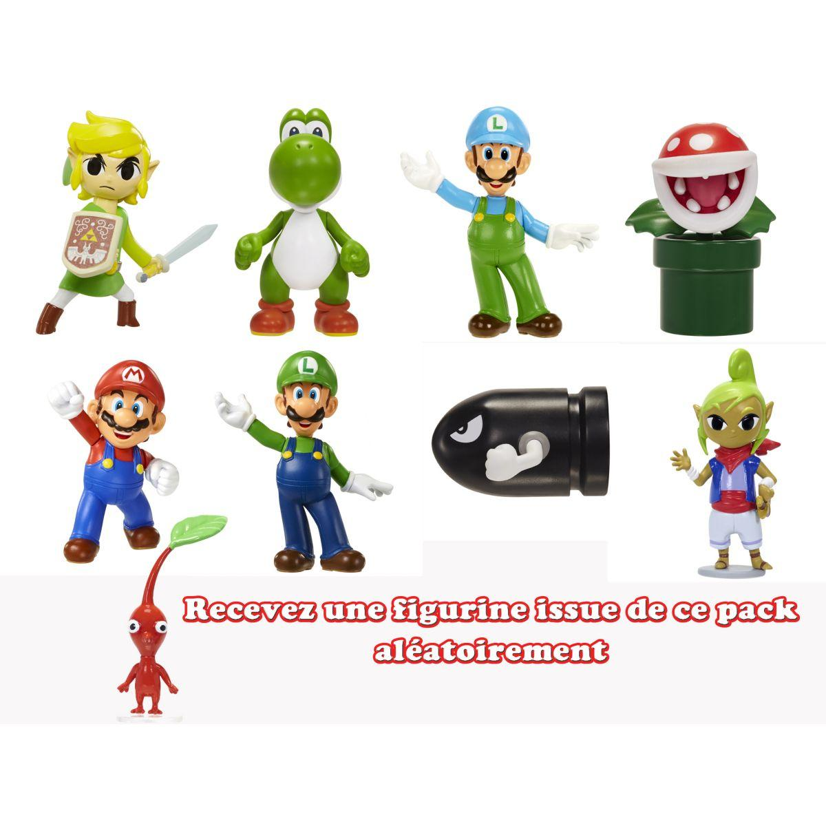 Figurine nintendo mini figurines 6cm assorti s�rie 4 (photo)