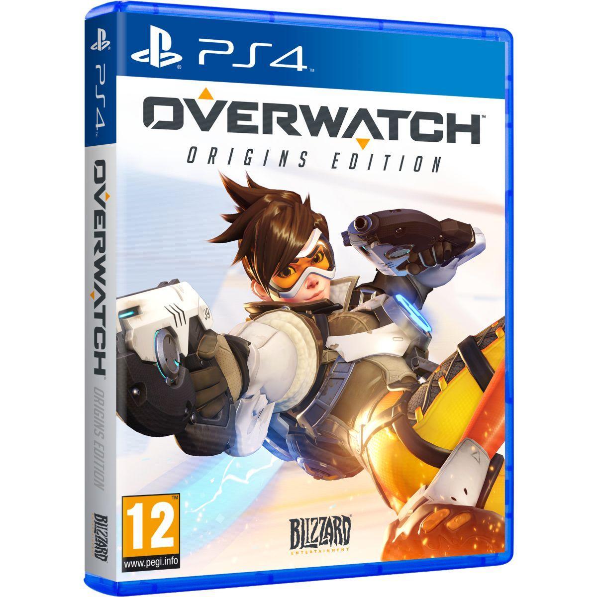 Jeu ps4 activision overwatch origins edition (photo)