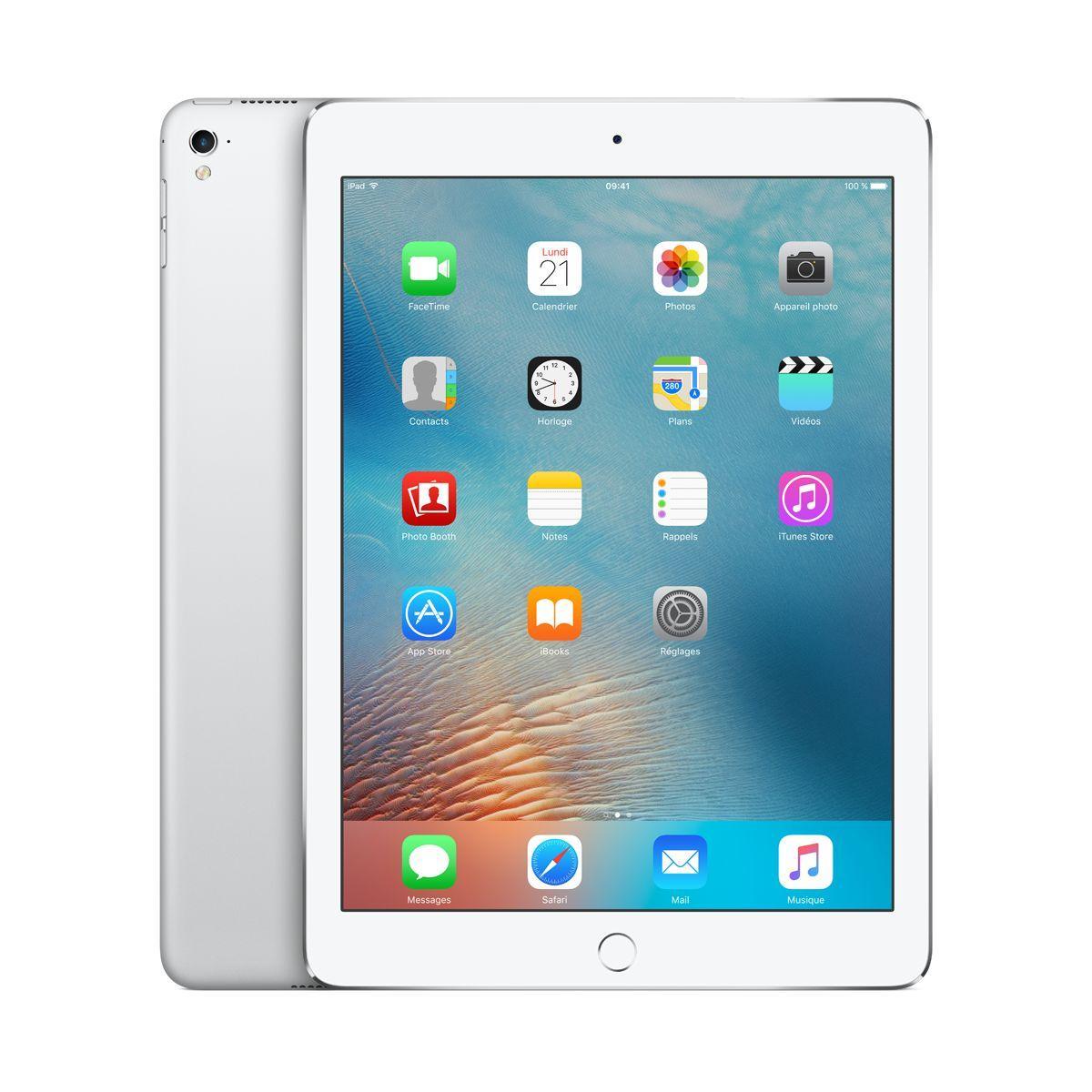 Apple ipad pro 9.7 256go argent (photo)