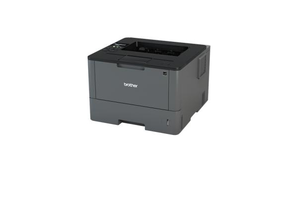 Imprimante monofonction laser monochrome brother hl-l5200dw - 7% de remise imm�diate avec le code : noel7 (photo)