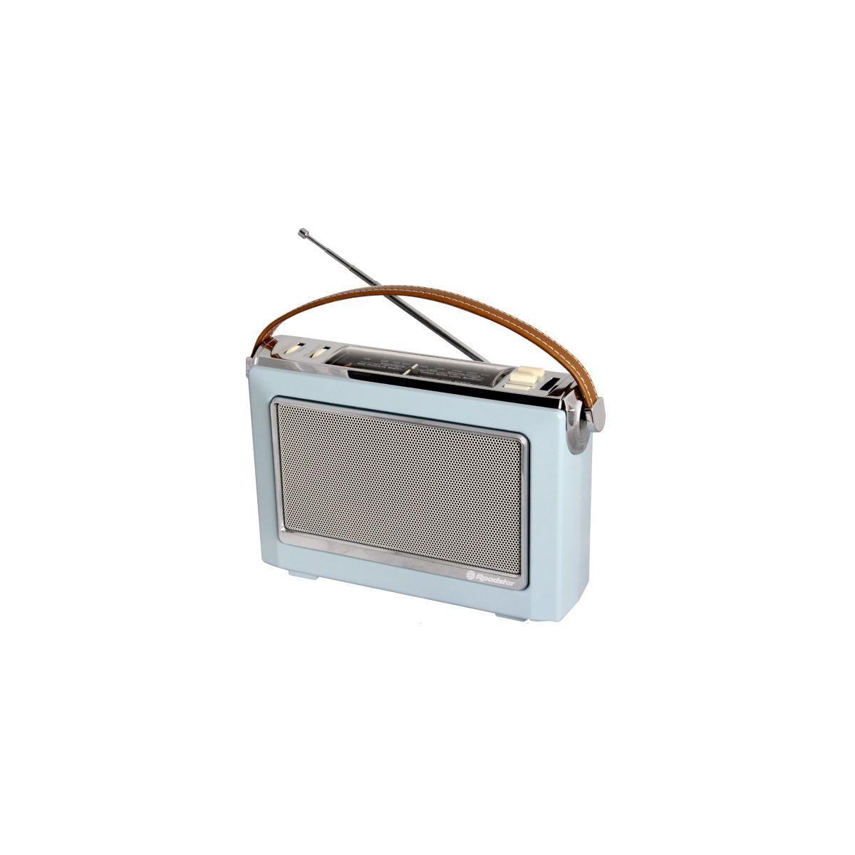 Radio analogique roadstar tra-1966/lb - 5% de remise imm?diate...