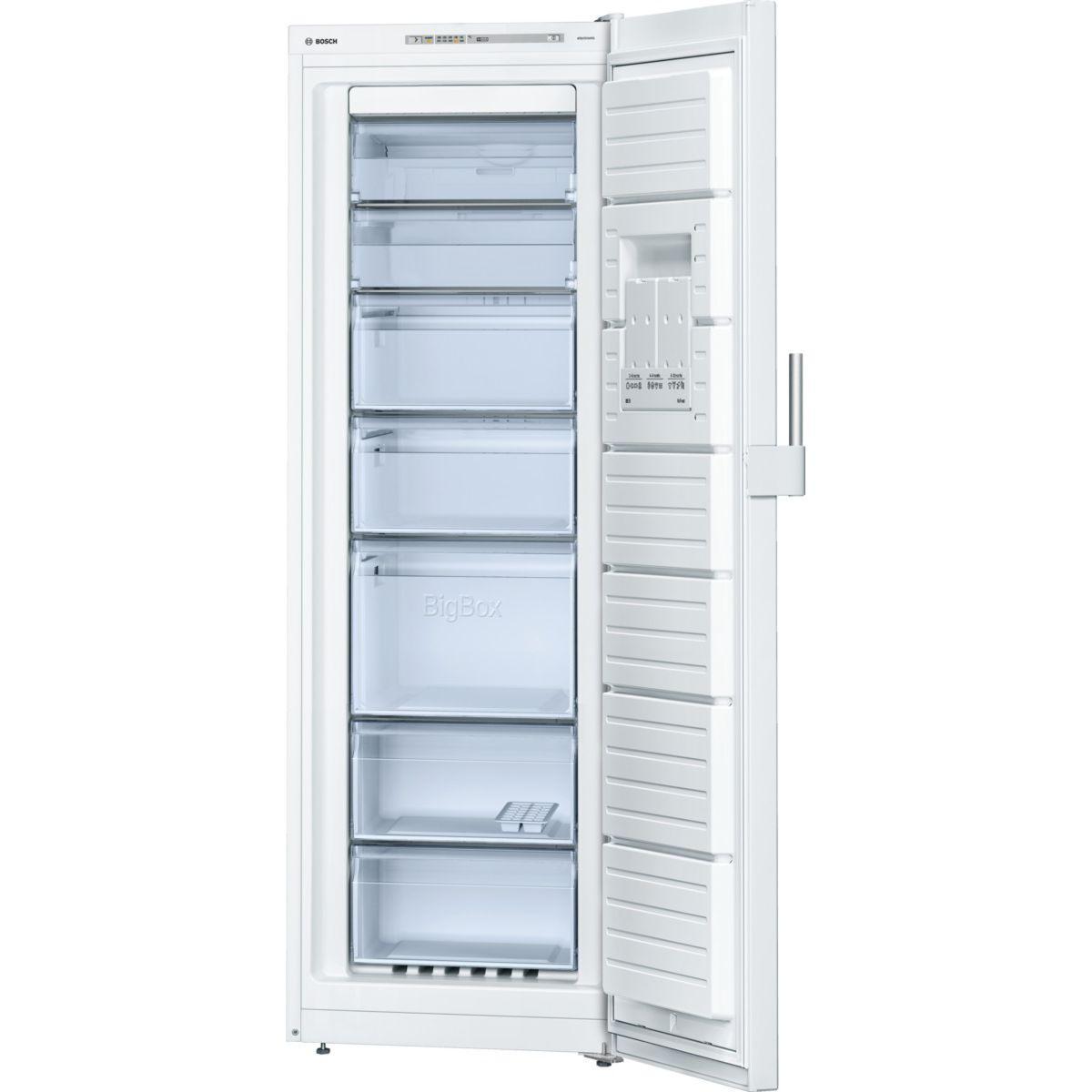 Congélateur armoire si bosch gsn33cw32 - 2% de remise : code gam2 (photo)