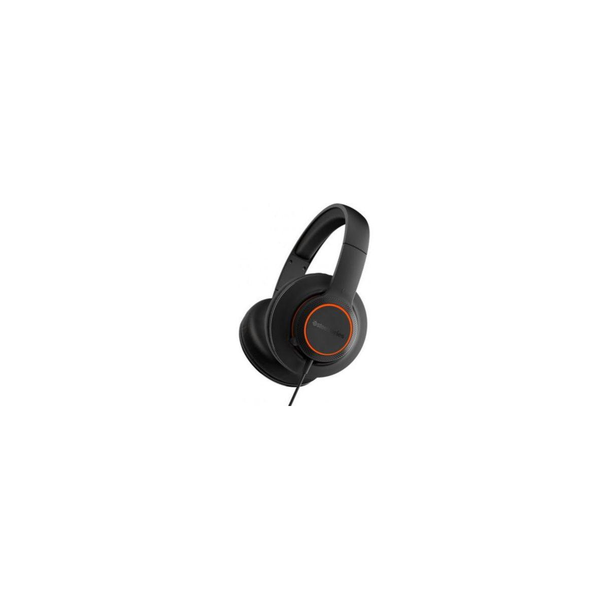Casque micro gamer steelseries siberia 100 (photo)