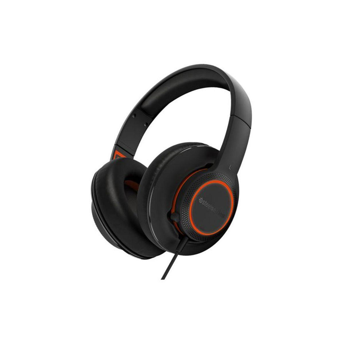 Casque micro gamer steelseries siberia 150 (photo)