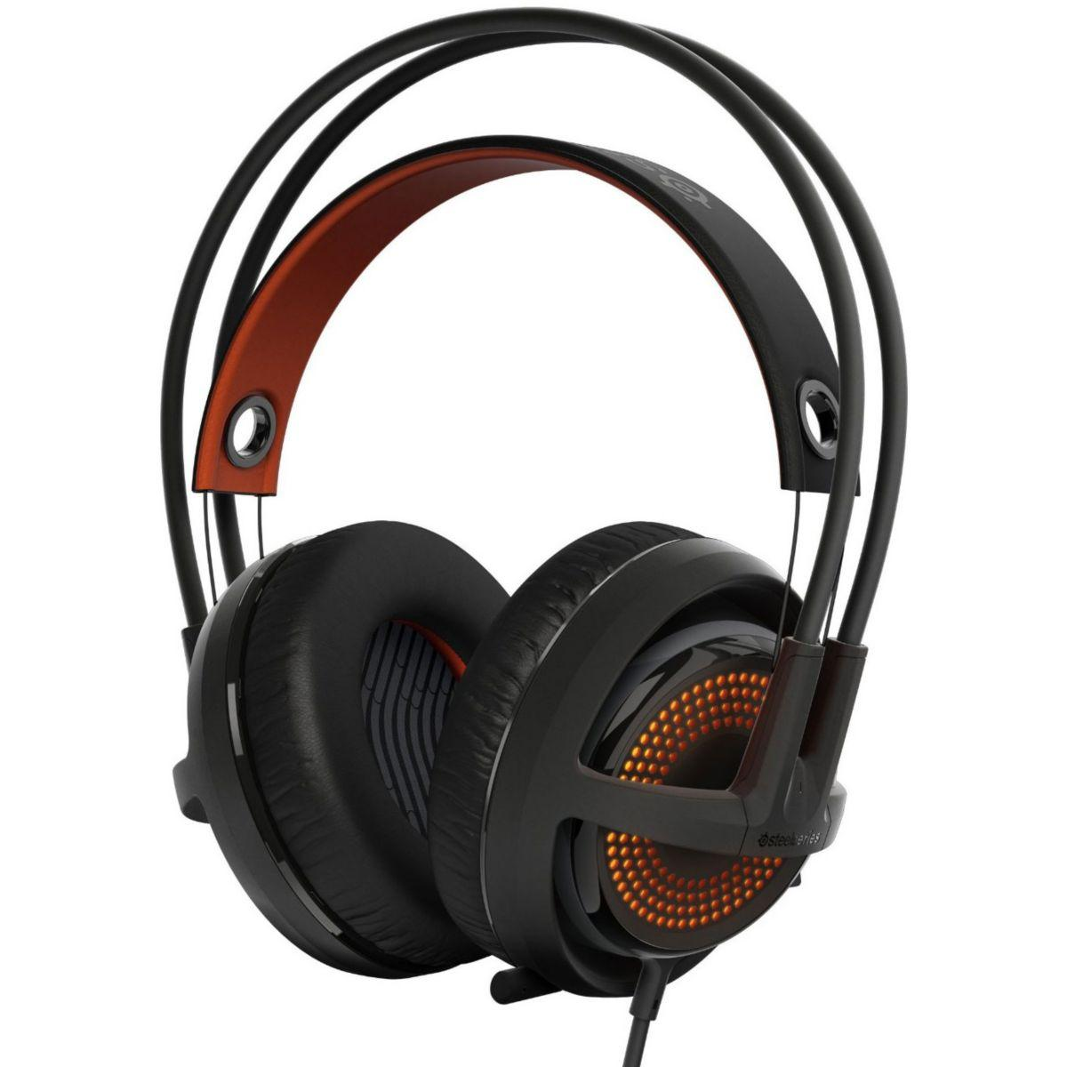 Casque micro gamer steelseries siberia 350 black (photo)