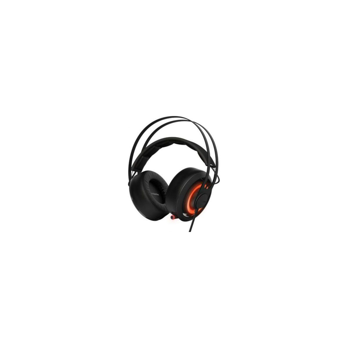 Casque micro gamer steelseries siberia 650 black - 5% de remise : code multi5 (photo)