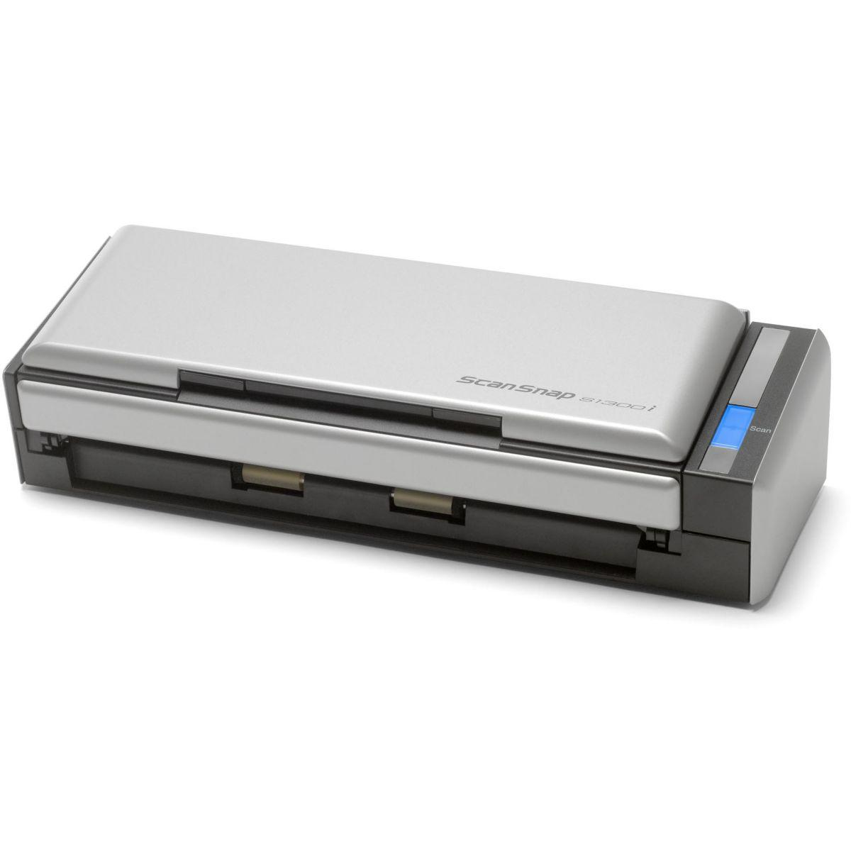 Scanner portable fujitsu scansnap s1300i hybrid mac - 2% de re...