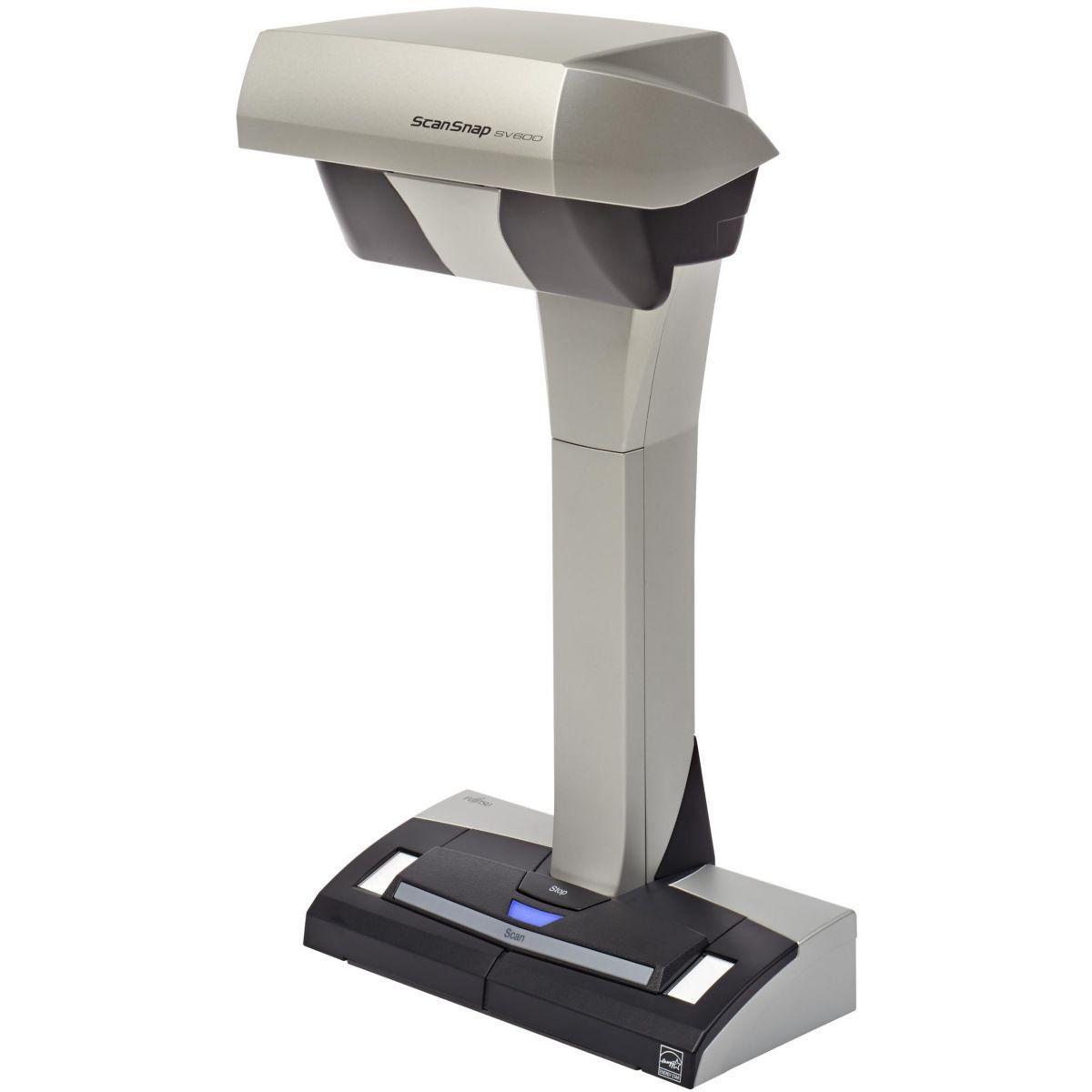 Scanner � plat fujitsu scansnap sv600