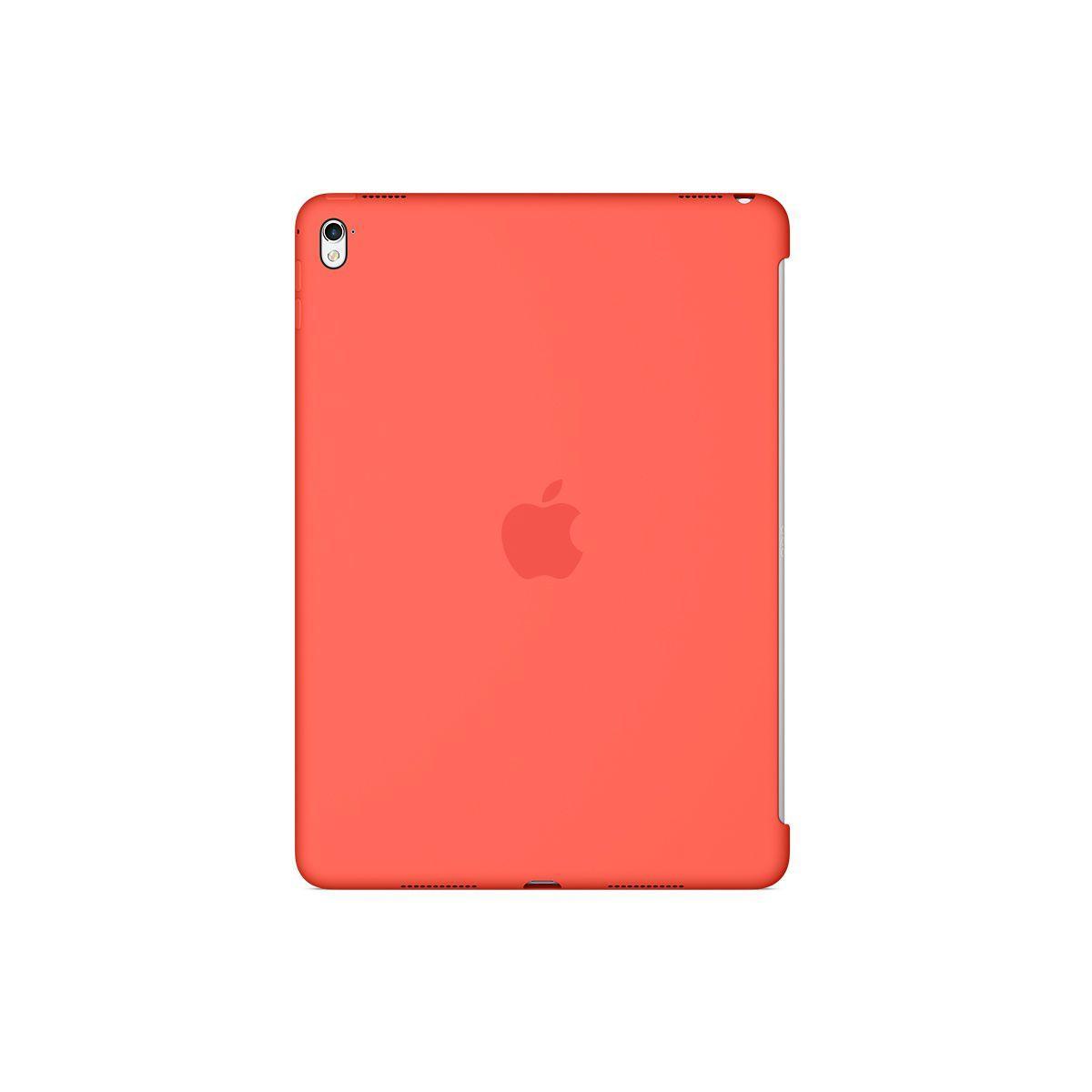 Coque apple silicone abricot ipad pro 9,7'' - soldes et bons plans