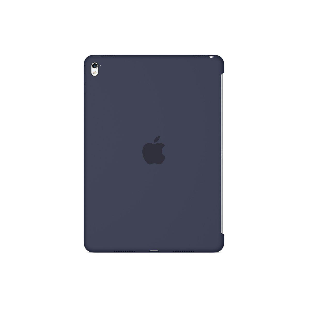 Coque apple silicone bleu nuit ipad pro 9,7'' (photo)