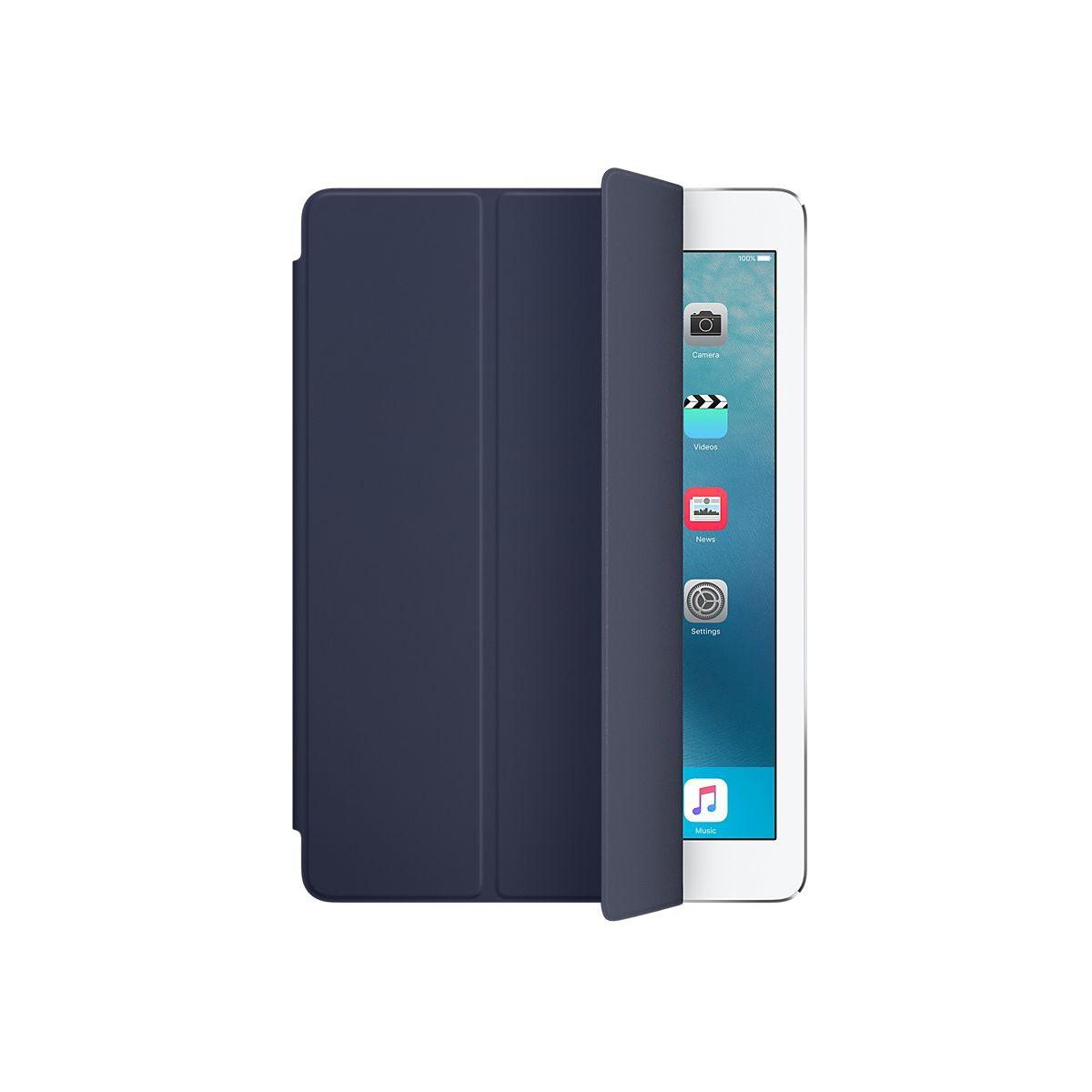 Folio apple smart cover bleu nuit ipad pro 9.7'' (photo)