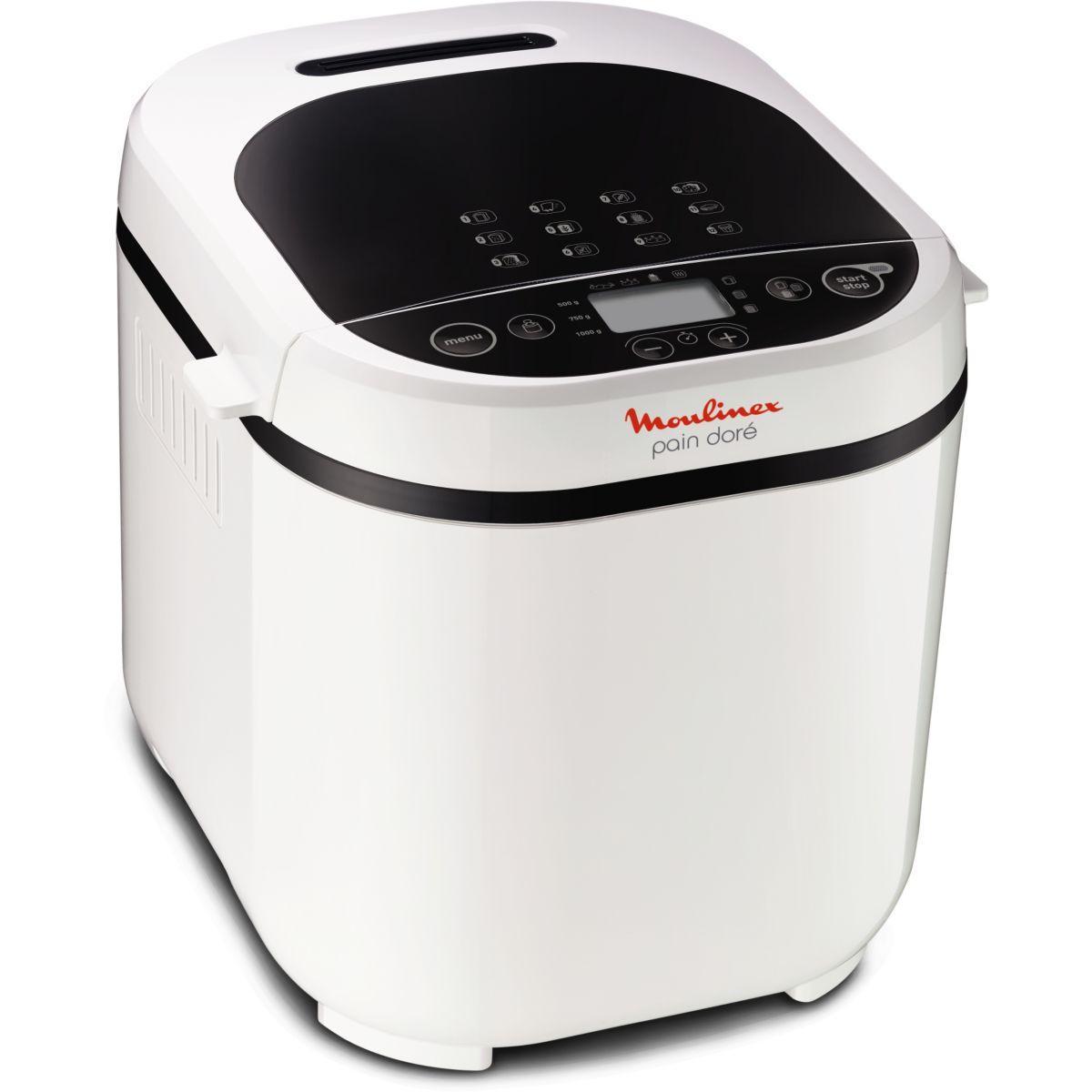 Machine � pain moulinex pain dore 1 kg - ow210130 - 7% de remise imm�diate avec le code : wd7 (photo)