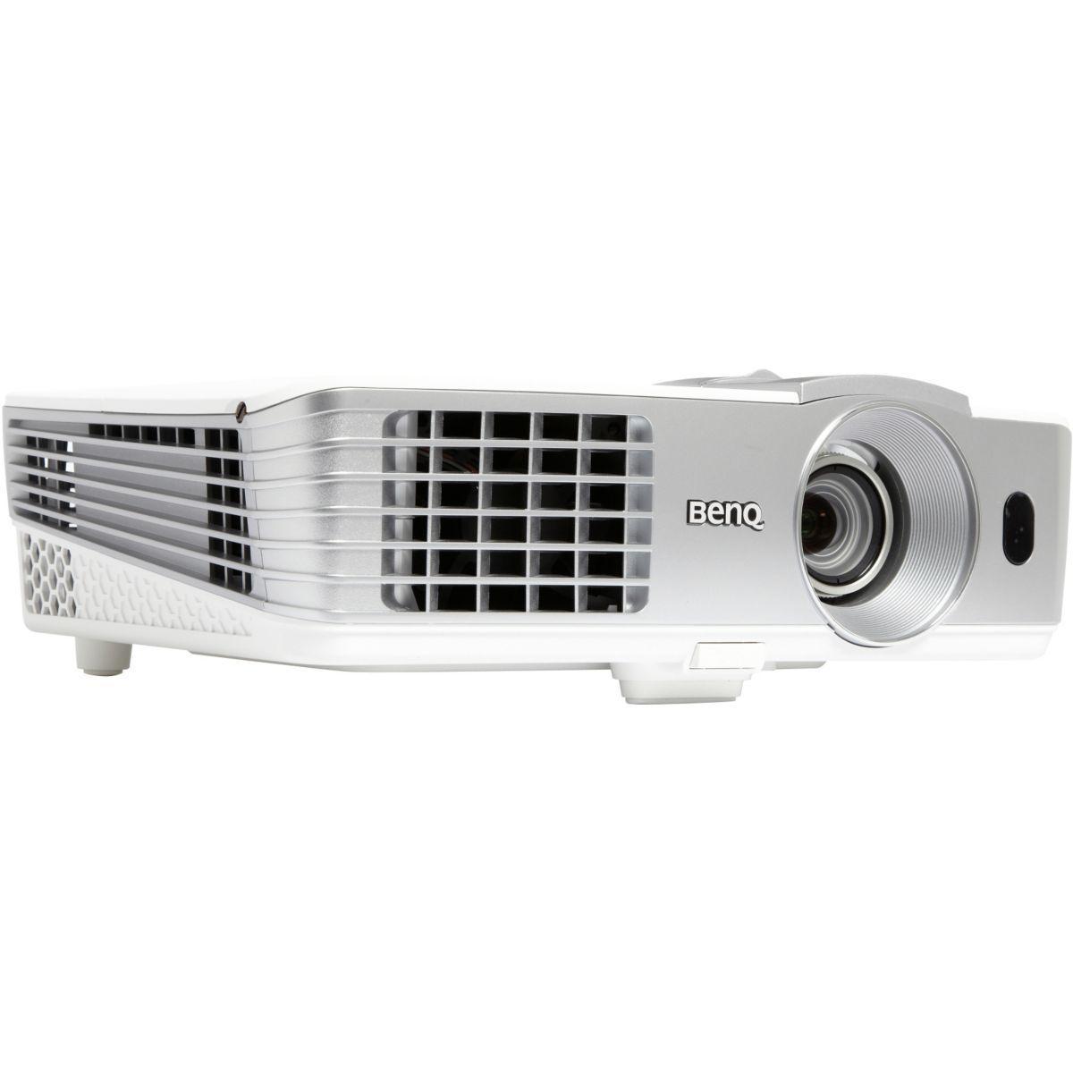 Pack promo vidéoprojecteur home cinema benq w1070+ + ecran de projection oray 2000 home cinema (135x240) portable (photo)
