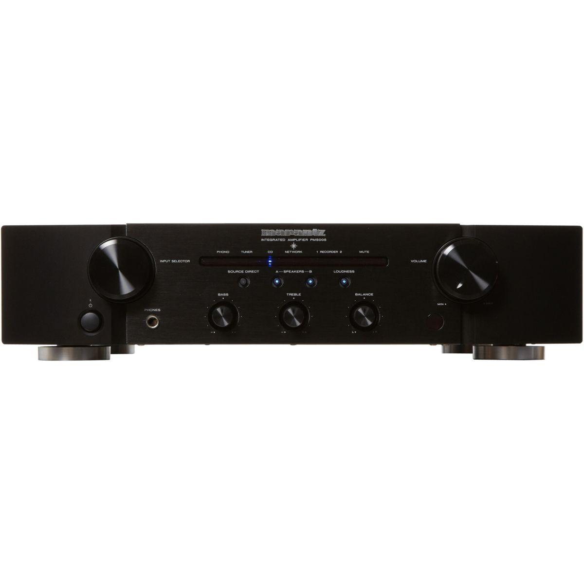 Amplificateur hifi marantz pm5005 noir (photo)