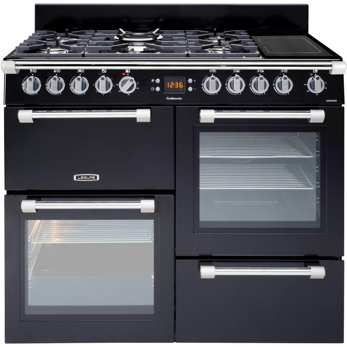Piano de cuisson mixte leisure ck100f324k - livraison offerte ...