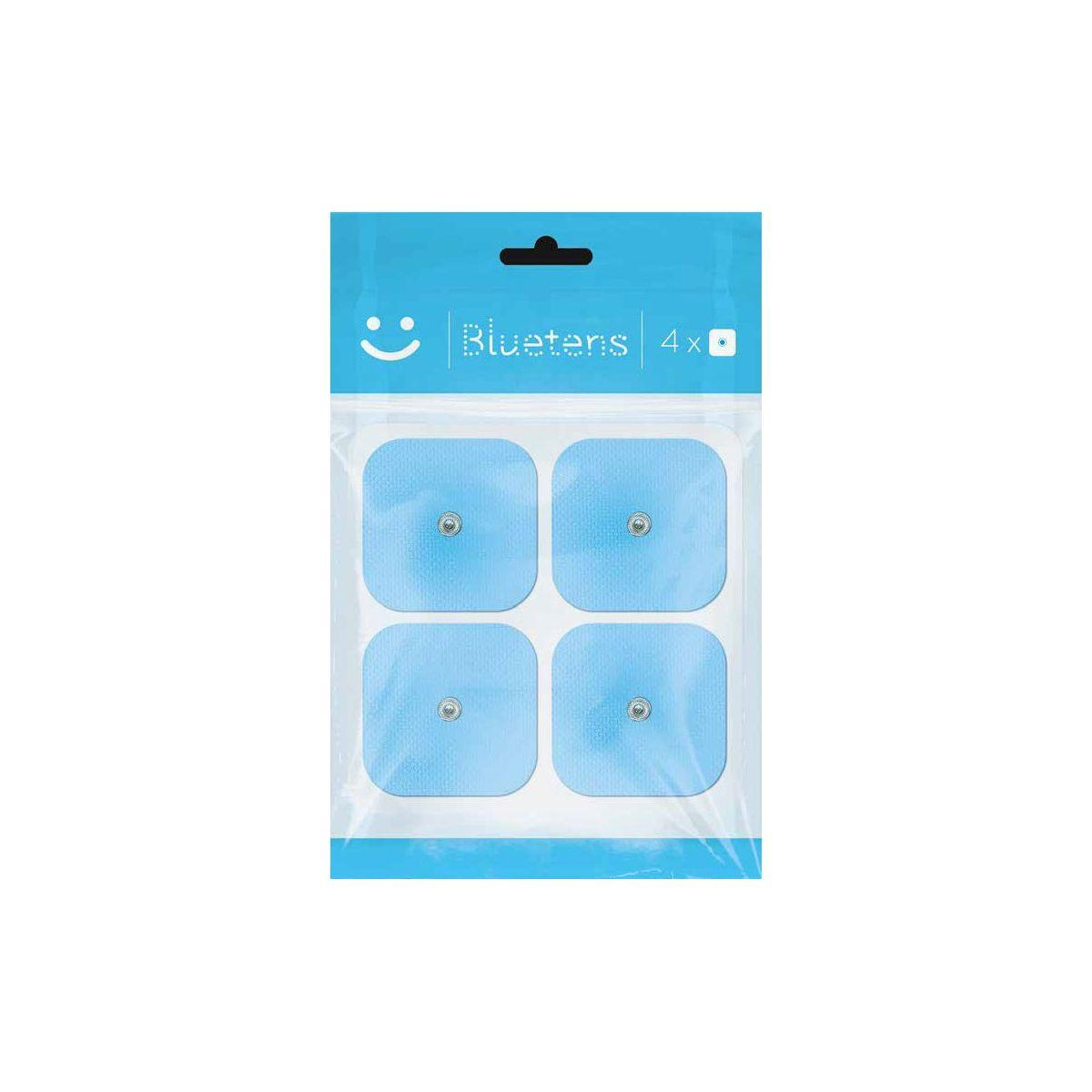 Electrode bluetens pack de 4 electrodes s (photo)