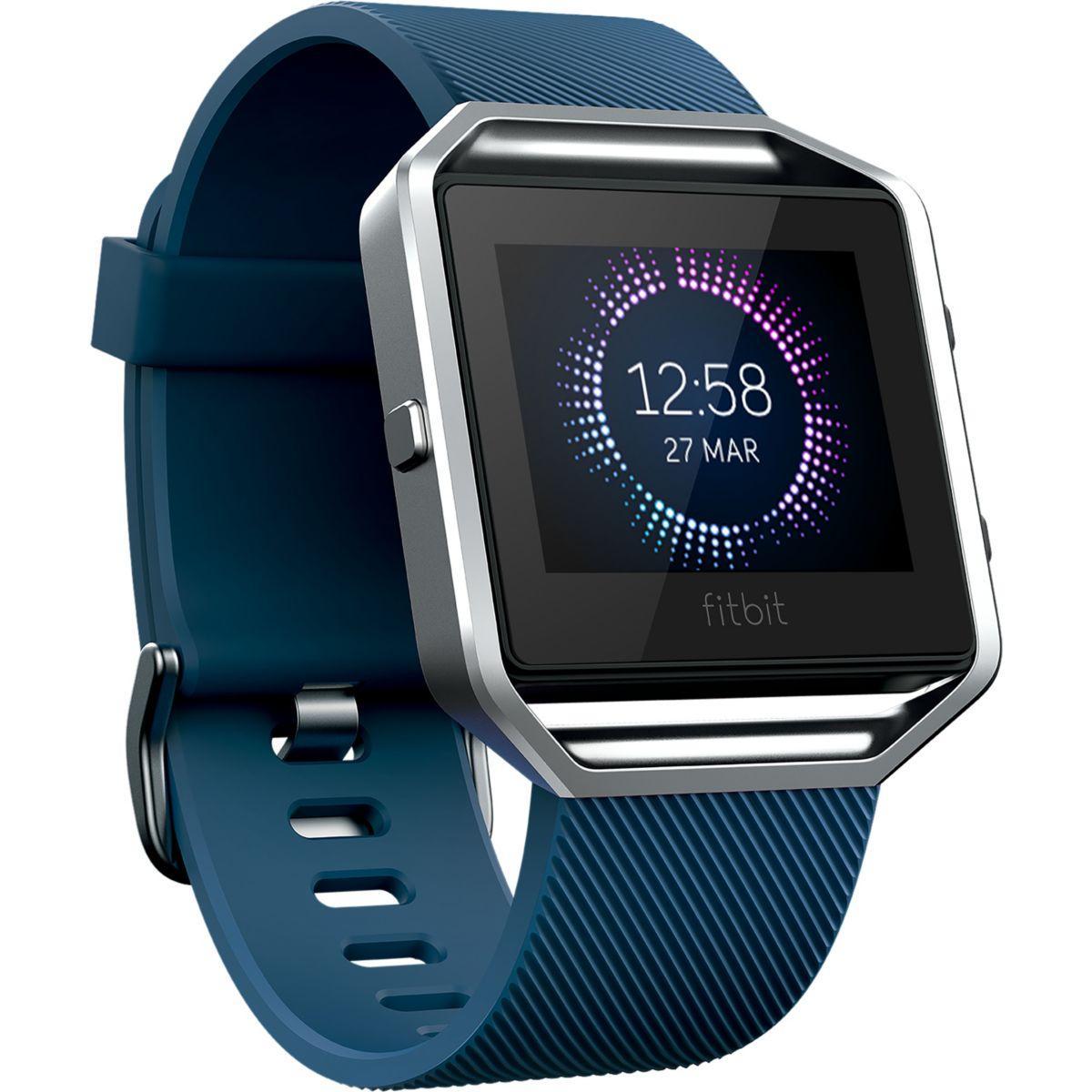 Accessoire fitbit bra.clas blaze blue l - 10% de remise immédiate avec le code : cool10 (photo)