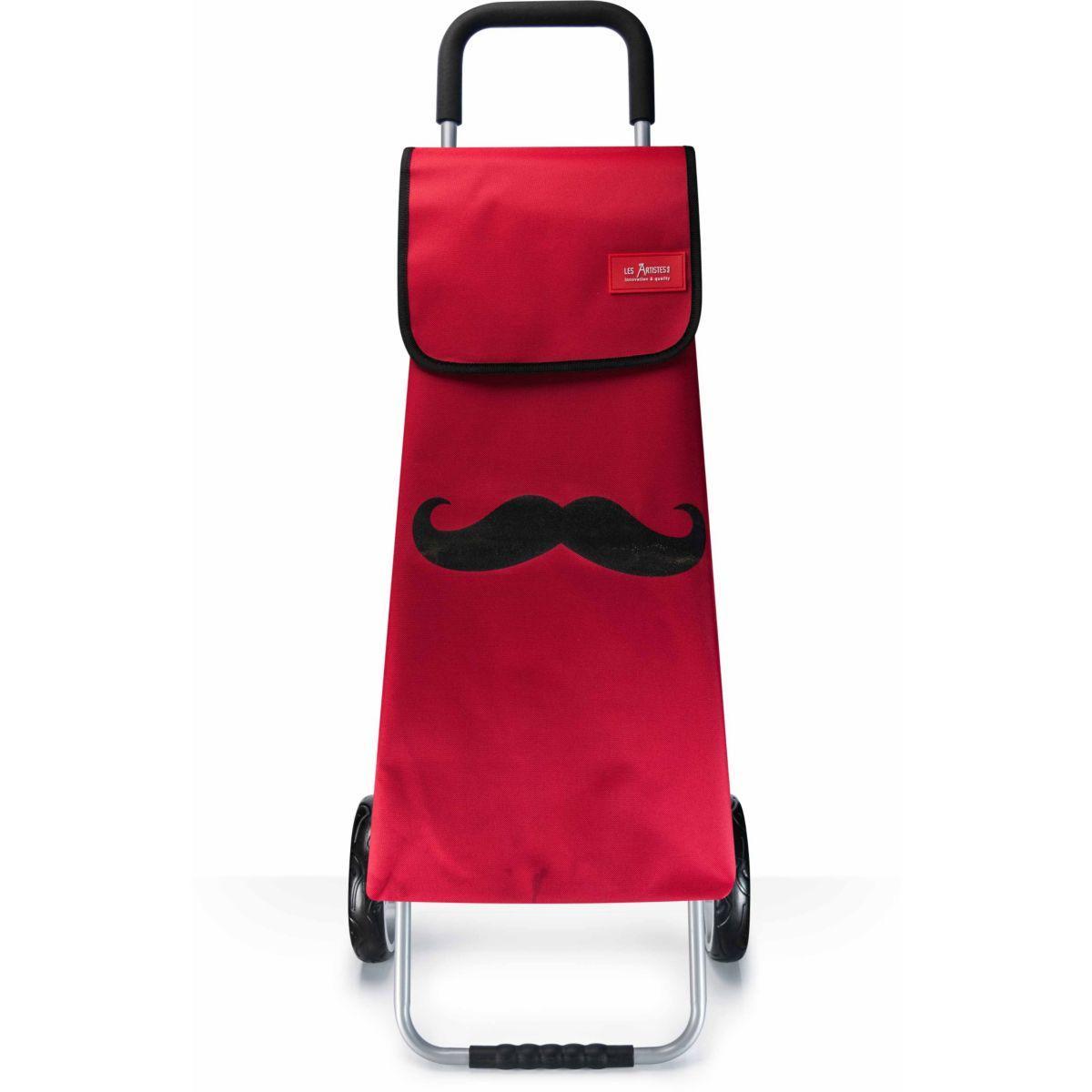 Sac de rangement les artistes pour poussette moustache