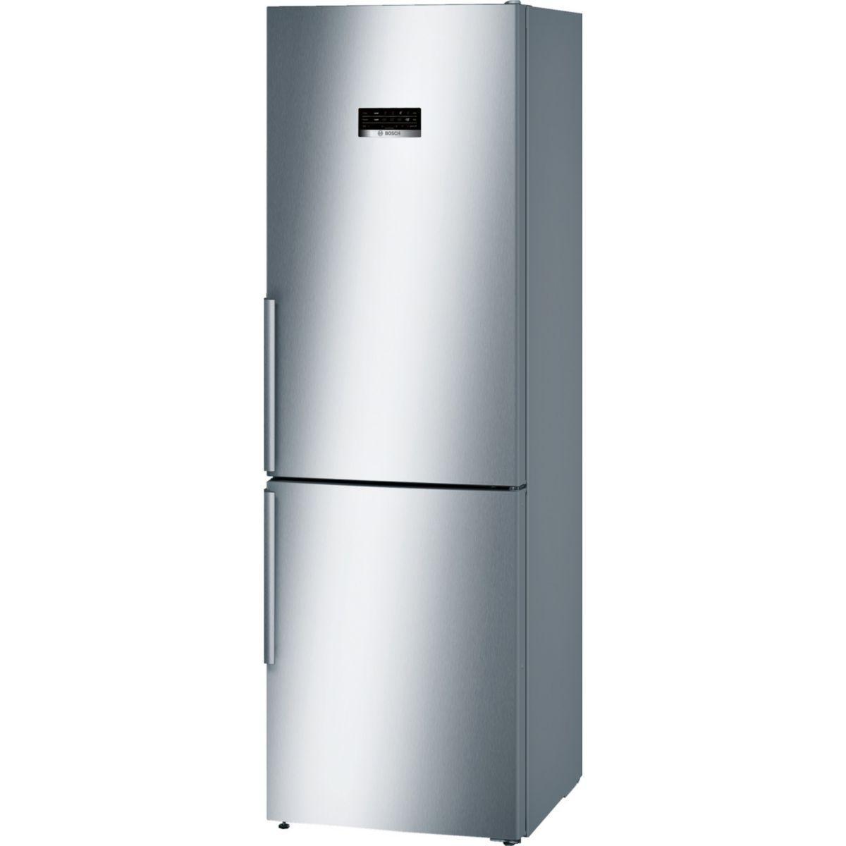 Réfrigérateur congélateur en bas bosch ex kgn36xl35 - notre selection (photo)
