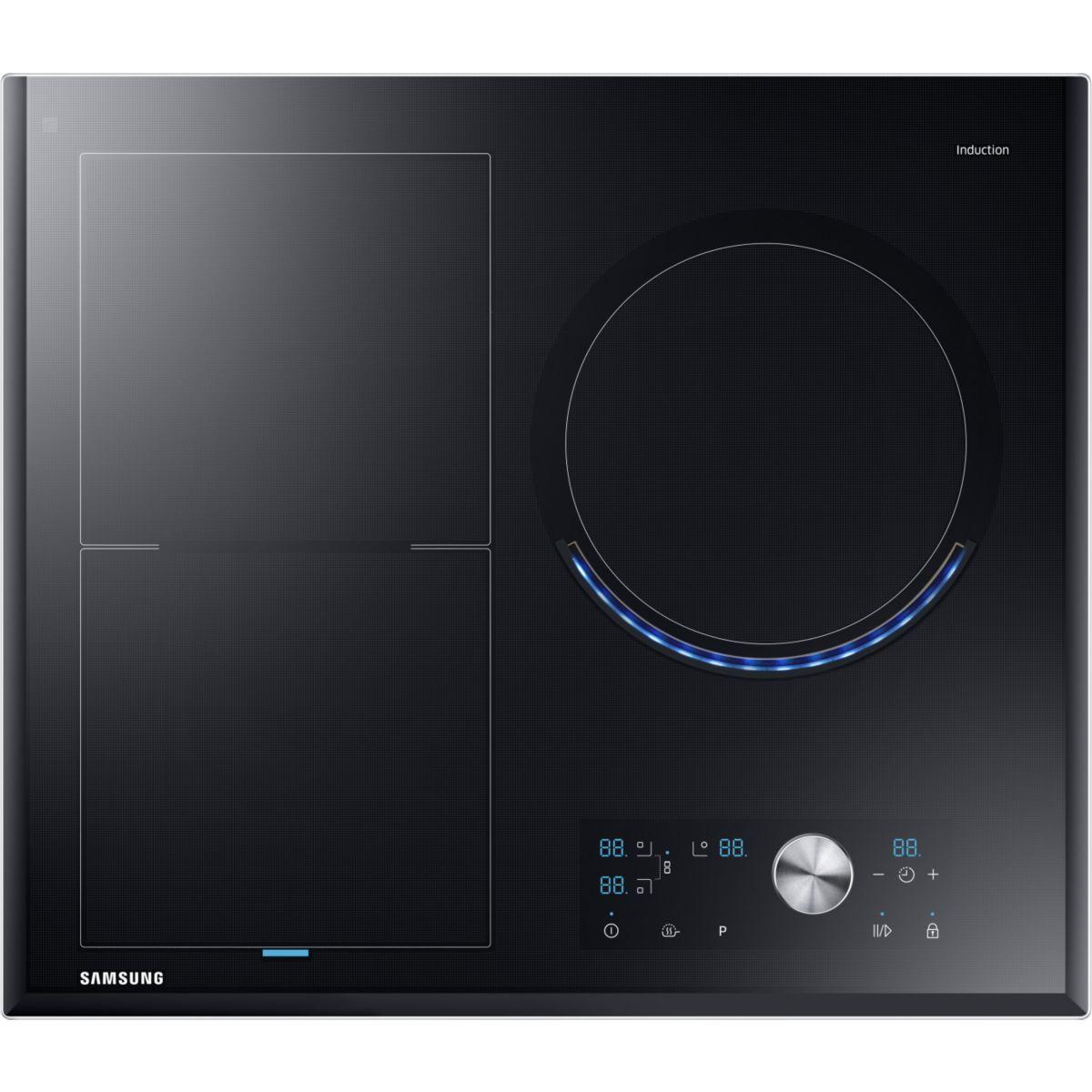 Table de cuisson induction samsung nz63j9770ek - 5% de remise : code gam5