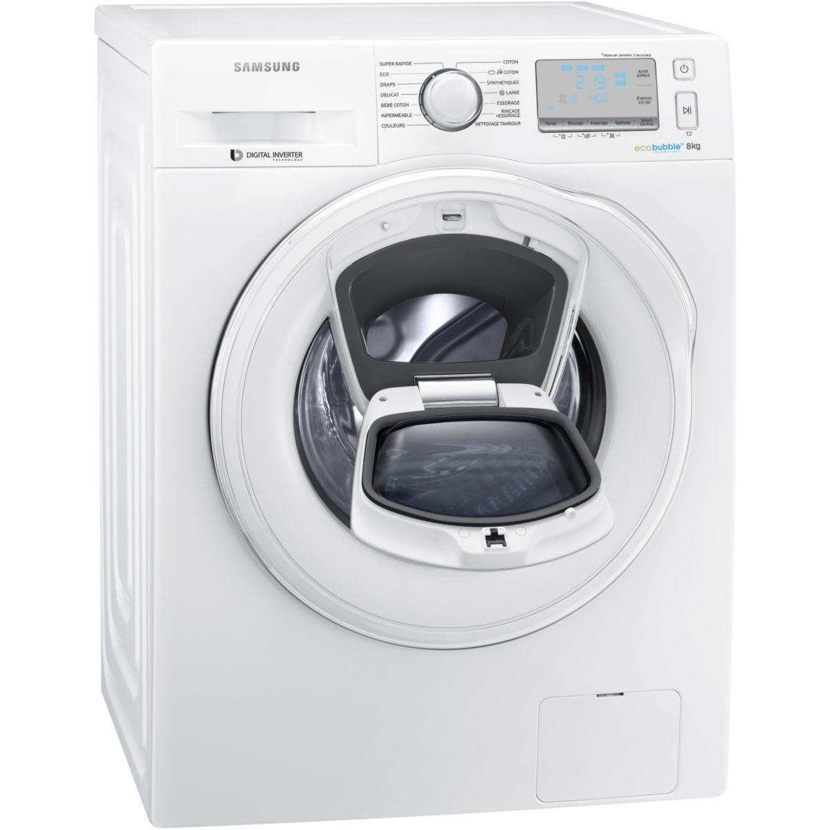 lave linge frontal samsung wf70f5e5w4x lave linge samsung in mauritius lave linge frontal. Black Bedroom Furniture Sets. Home Design Ideas