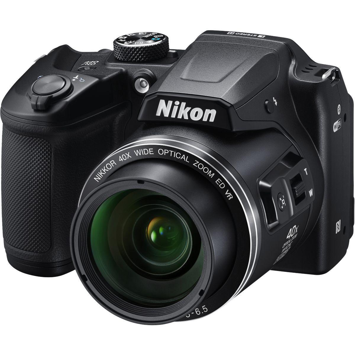 Appareil photo bridge nikon b500 noir - 3% de remise immédiate avec le code : multi3 (photo)