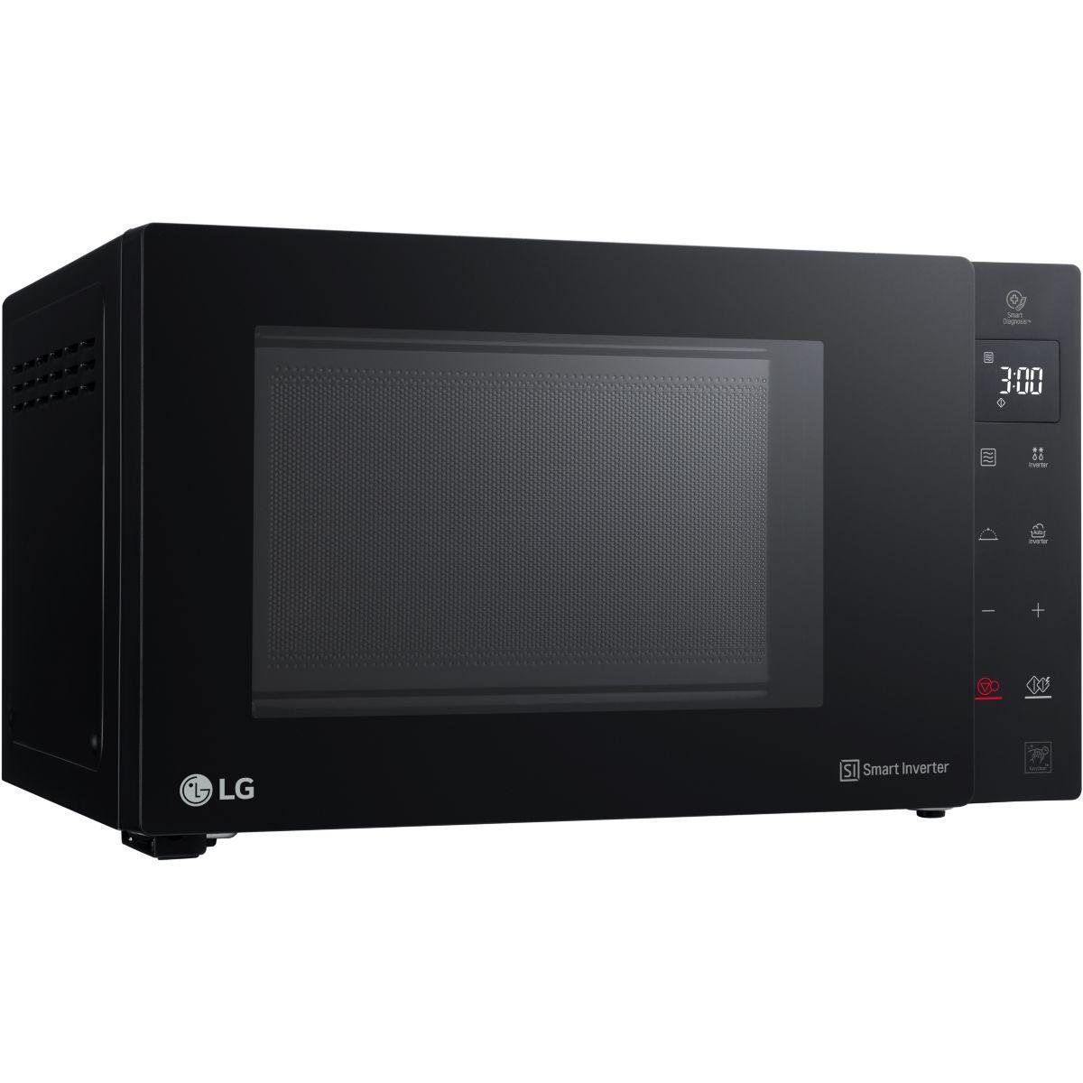 Micro-onde monofonction lg ms2535gdb - 20% de remise : code gam20