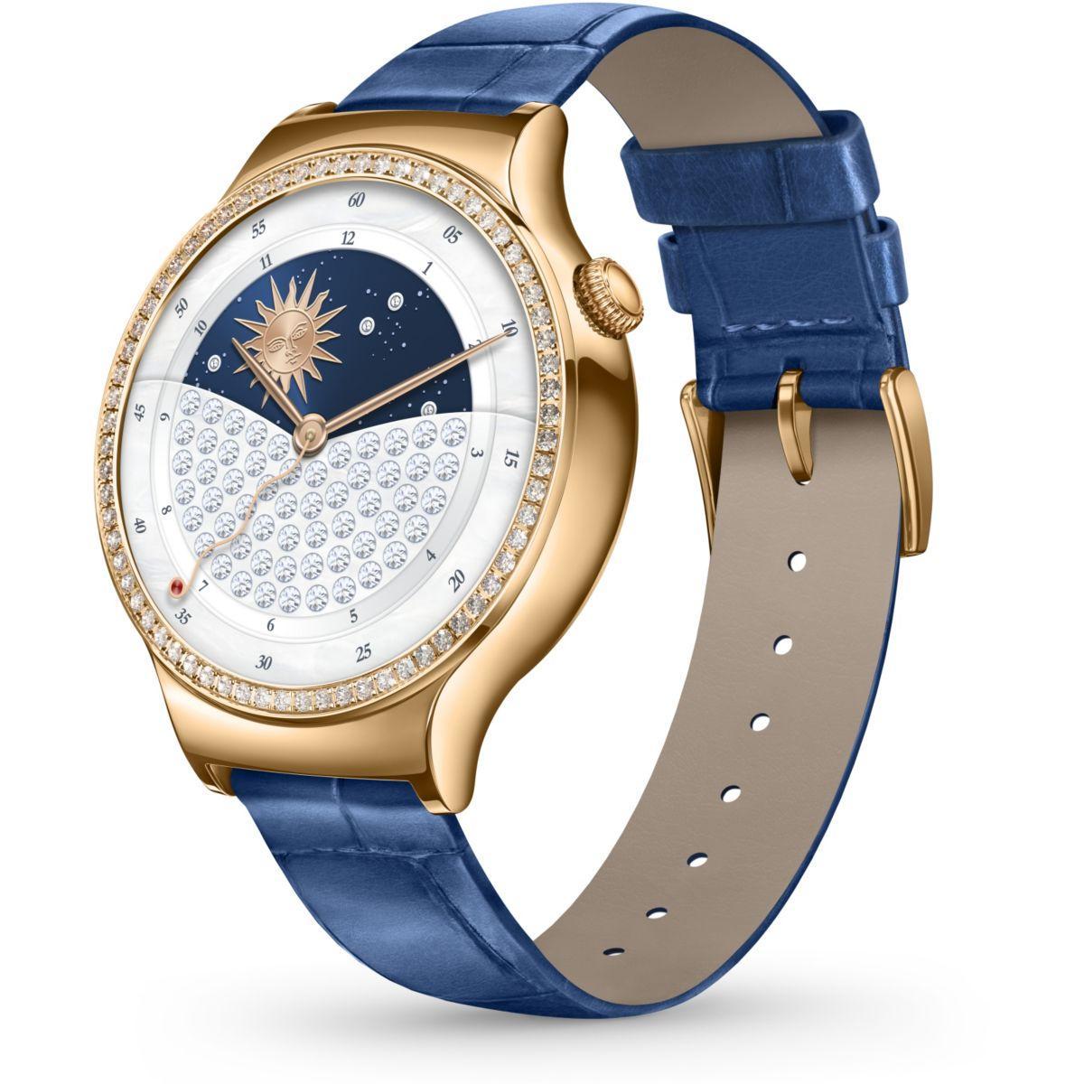 Montre connectée huawei watch jewel bleu - 20% de remise immédiate avec le code : top20 (photo)