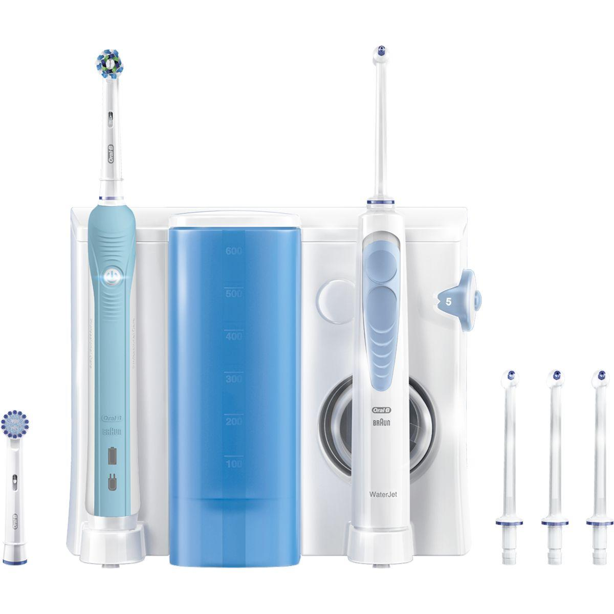 Brosse � dents oral-b oral b waterjet oc 700 cro - livraison offerte : code liv (photo)