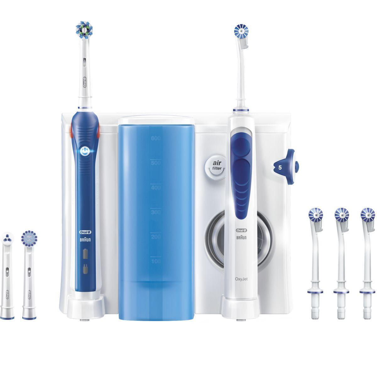 Brosse � dents oral-b pro care oxyjet oc 2000 - 20% de remise imm�diate avec le code : wd20 (photo)